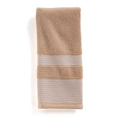 Saturday Knight, Ltd. Coral Gables Wide Border Hand Towel