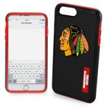 Forever Collectibles Chicago Blackhawks Impact Dual Hybrid iPhone 7 Case