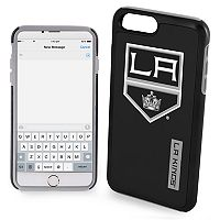 Forever Collectibles Los Angeles Kings Impact Dual Hybrid iPhone 7 Plus Case