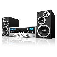 Innovative Technology Bluetooth CD Stereo
