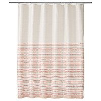Saturday Knight, Ltd. Coral Gables Waves Shower Curtain