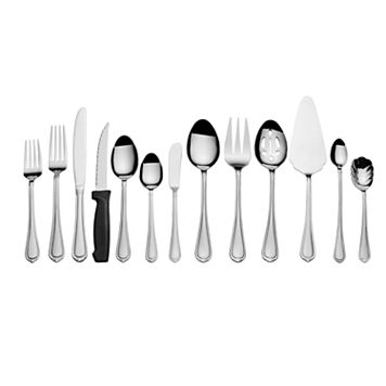 International Nouveau 102-pc. Flatware Set