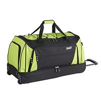 Coleman 30-Inch Drop Bottom Wheeled Duffel Bag