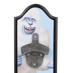 "Wembley ""Crack Open A Cold One!"" Yeti Plaque Bottle Opener"