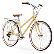 Women's sixthreezero Explore Your Range Teal 26-Inch Commuter Hybrid Bike