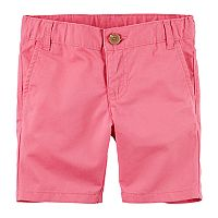 Toddler Girl Carter's Uniform Bottoms