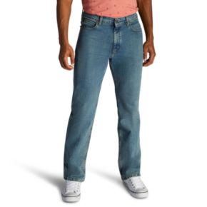 Men's Lee Relaxed Fit Stretch Jeans