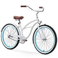 Women's sixthreezero BE 26-Inch Single Speed Beach Cruiser Bike