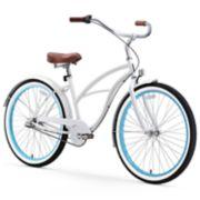 Women's sixthreezero BE 26-Inch Three Speed Beach Cruiser Bike