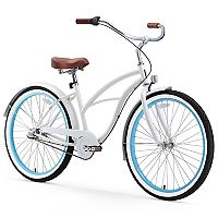 Women's sixthreezero BE 26-Inch Three Speed Beach Cruiser Bike