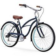 Women's sixthreezero Classic Edition 26-Inch Beach Cruiser Bike