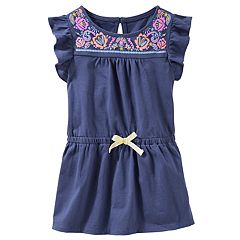 Girls 4-12 OshKosh B'gosh® Embroidered Tunic