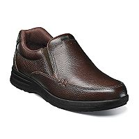 Nunn Bush Cam Men's Moc Toe Casual Slip On Shoes