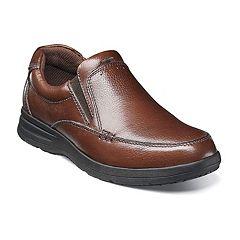 Nunn Bush Cam Men's Moc Toe Casual Slip On Shoes