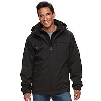 Men's Free Country Bibbed Hooded Jacket