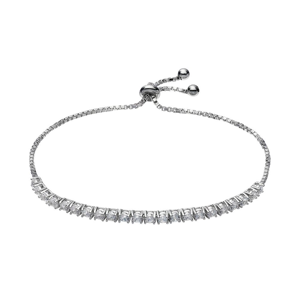 diamond luxury sterling silver shah bolo ct bracelet