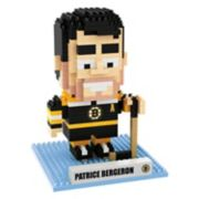 Forever Collectibles Boston Bruins Patrice Bergeron BRXLZ 3D Puzzle Set