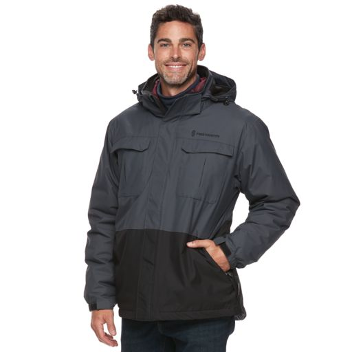 Men's Free Country 3-in-1 Systems Jacket
