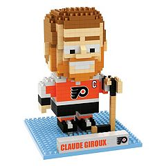 Forever Collectibles Philadelphia Flyers Claude Giroux BRXLZ 3D Puzzle Set