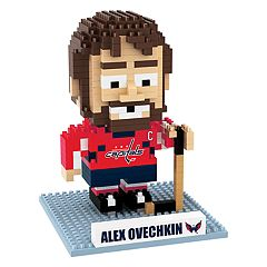 Forever Collectibles Washington Capitals Alexander Ovechkin BRXLZ 3D Puzzle Set