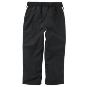 Baby Boy Carter's Matte Woven Athletic Pants