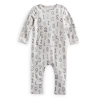 Baby Jumping Beans® Numbers Pocket Coverall