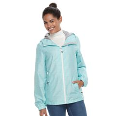 Women's ZeroXposur Beth Hooded Lightweight Rain Jacket