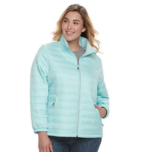 Plus Size Zeroxposur Karina Puffer Jacket