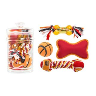 Animal Planet 4-pc. Pet Toy Canister