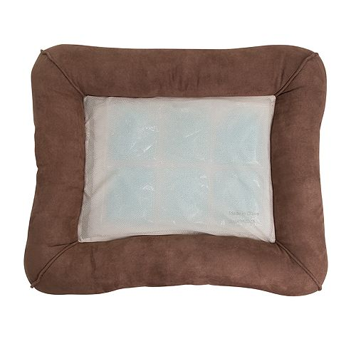 Animal Planet Pet Bed With Gel Cooling Pad