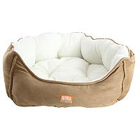 Animal Planet Micro Suede Pet Bed - Small
