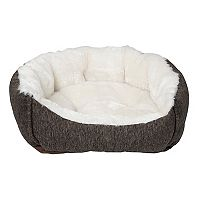 Animal Planet Tweed Pet Bed - Small