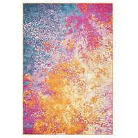 Nourison Passion Abstract Rug