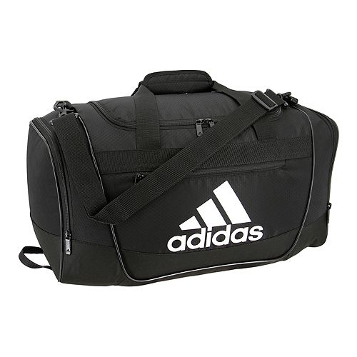 ced85da40b adidas Defender III Small Duffel Bag