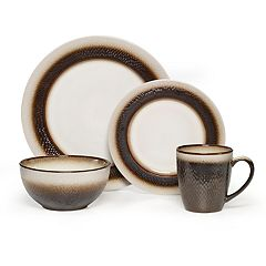 Pfaltzgraff Eclipse Bronze 16-pc. Dinnerware Set