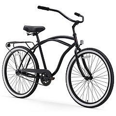 Men's sixthreezero Around the Block 26-Inch Single Speed Beach Cruiser Bike