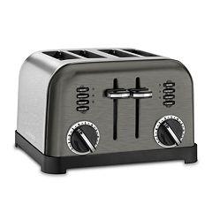 Cuisinart Metal Classic 4-Slice Toaster