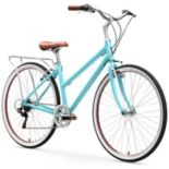 Women's sixthreezero Explore Your Range 26-Inch Commuter Hybrid Bike