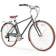 Men's sixthreezero Ride in the Park 26-Inch Touring City Bike