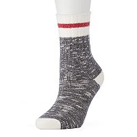 Women's High Sierra Ragg Striped Crew Socks