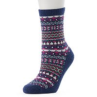 Women's High Sierra Nordic Crew Socks