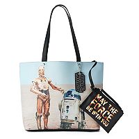 Star Wars Tote with Wristlet
