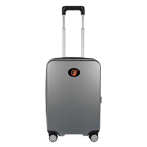 Baltimore Orioles 22-Inch Hardside Wheeled Carry-On with Charging Port