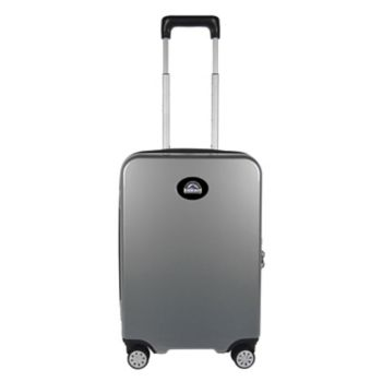 Colorado Rockies 22-Inch Hardside Wheeled Carry-On with Charging Port