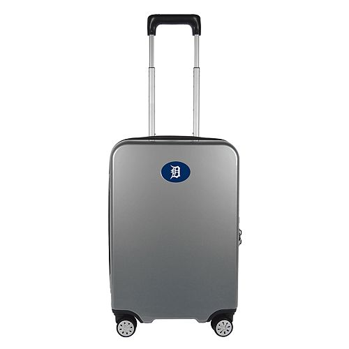 Detroit Tigers 22-Inch Hardside Wheeled Carry-On with Charging Port