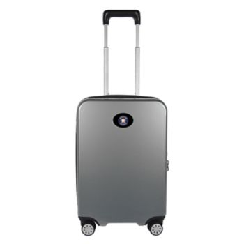 Houston Astros 22-Inch Hardside Wheeled Carry-On with Charging Port