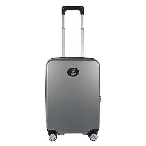 Kansas City Royals 22-Inch Hardside Wheeled Carry-On with Charging Port