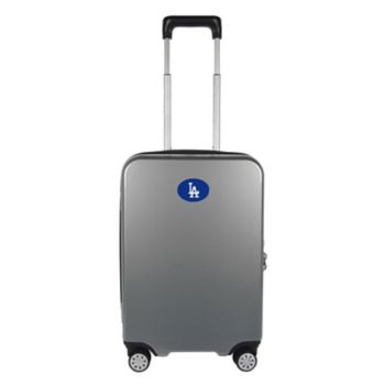 Los Angeles Dodgers 22-Inch Hardside Wheeled Carry-On with Charging Port
