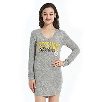 Women's Pittsburgh Steelers Reprise Night Shirt