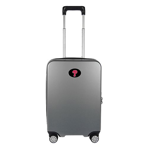Philadelphia Phillies 22-Inch Hardside Wheeled Carry-On with Charging Port